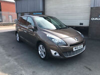 2011 61 RENAULT GRAND SCENIC 1.6 VVT 110 BHP DYNAMIQUE TOM TOM ONLY 53000 MILES