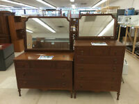 Toronto Furniture Co Bedroom Set @HFHHM-Restore