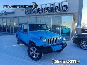 2017 Jeep Wrangler Unlimited Sahara  - Bluetooth - $240.32 B/W