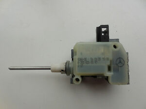 MERCEDES B200 SLK55 2001-2011 FUEL DOOR LOCK ACTUATOR 2038201997