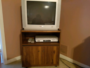 Samsung TV and DVD/ VCR