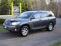 2008 TOYOTA HIGHLANDER SR5***V6***4WD***EXCELLENT CONDITION***