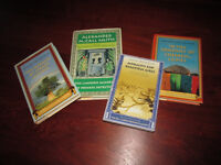Alexander McCall Smith NO. 1 Ladies Detective Agency BOOK LOT X4