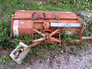 """Howard Rotovator 3PH 60"""" with adjustable gears price OBO"""