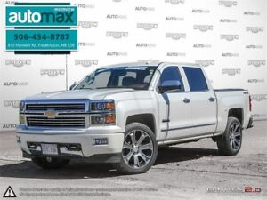 2015 Chevrolet Silverado 1500 High Country Edition ONLY 364 B/W!
