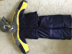 Brand new boys snowsuit