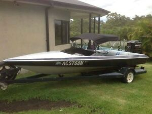 Price drop!!!! Bullet 18ft Ski Boat Gorokan Wyong Area Preview