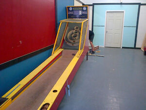 Kimberley - Vintage Skee Ball machine