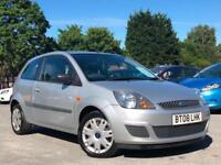 2008 FORD FIESTA 1.2 STYLE, WOW ONLY 38K MILES + 1 PRE OWNER + MOT JULY 2019 !!!