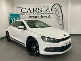 image for 2012 12 Volkswagen Scirocco 2.0 TDI BlueMotion Tech GT 3dr *FINANCE AVALIBLE*