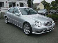 2007/56 Mercedes-Benz C Class 3.0 C320 CDI Sport 7G-Tronic 4dr~High Spec
