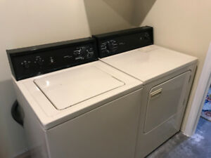 Washer and Dryer For Sale $200 - Works Great