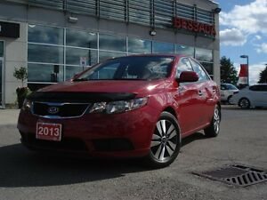 2013 Kia Forte 2.0 EX Sunroof at