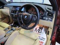 2013 BMW X3 xDrive20d M Sport 5dr Step Auto