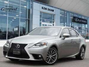 2016 Lexus IS 300 ** Navigation ** Lexus Certified **