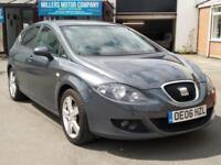 2006 Seat Leon 2.0TDI Sport | Manual 6 spd | Diesel | 5 dr | Hatchback | Grey
