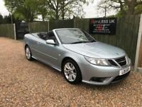 2011/11 Saab 9-3 1.9TiD Linear SE Convertible Full S/History £0 DEPOSIT FINANCE