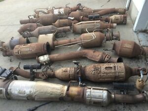 Sell your stock DPF exhaust for cash