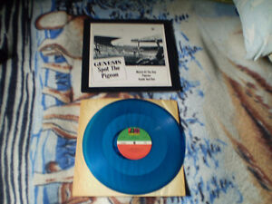 genesis/spot the pigeon (special couleur vinyl) 33 tour Lp