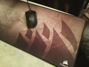 Gaming Mouse & Mouse Pad