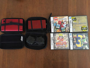 Two DS Systems and Games