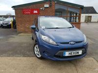 2009 Ford Fiesta 1.4TDCi DIESEL Style + LOW MILEAGE NEW SERVICE