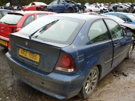 BMW E46 318i COMPACT 2003 - *BREAKING*