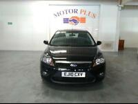 2010 FORD FOCUS ZETEC AUTOMATIC HATCHBACK PETROL