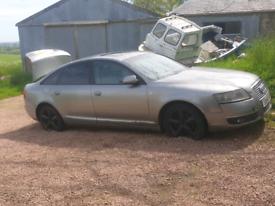 Audi a6 parts