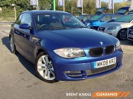 2008 BMW 1 SERIES 120d SE