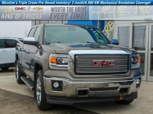 2014 GMC Sierra 1500 SLT | Heated  Cooled Leather Seats | Rear V