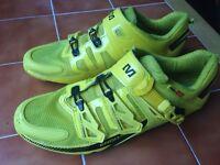 Mavic zxellium carbon soled shoes