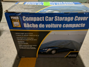 Car storage cover