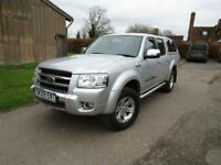 cf624f277d Ford Ranger 3.0TDCi auto XLT Thunder Double Cab   ONLY 72