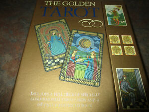 Tarot cards complete new condition Kitchener / Waterloo Kitchener Area image 1