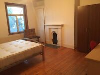 Large double room for couple in Tulse Hill for couple or one person - All inc