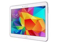 "Samsung Galaxy Tab 4 10.1"" 16GB (SM-T520) White **Mint condition**"
