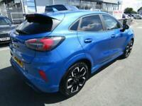 2020 Ford Puma 1.0T 125 mHEV ST-LINE X - Sat Nav / Bluetooth / Alloys Hatchback