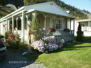 TRADE MOBILE HOME IN B.C. FOR SOUTHERN ONTARIO