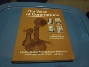 The Voice of Communication...a history of communication in Newfo