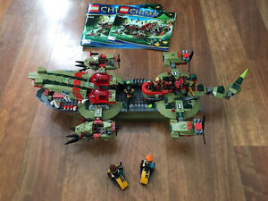 Lego Chima 70006 Cragger's Command Ship