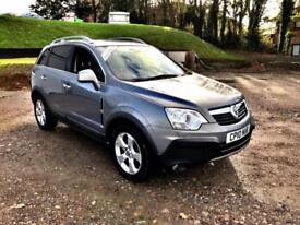 2010 Vauxhall Antara 2.0CDTi 16v SE Finance Available