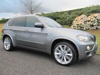 2008 BMW X5 3.0TD 30d M SPORT **NAPPA LEATHER** PAN ROOF***