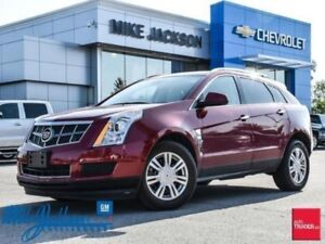 2012 Cadillac SRX Luxury  - Sunroof -  Leather Seats