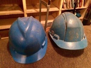 2 Hard Hats - $4 for both!