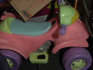 PRINCESS ELECTRIC POWER QUAD... BRAND NEW CONDITION