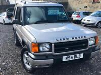 Land Rover Discovery 2.5Td5 GS 7 Seater