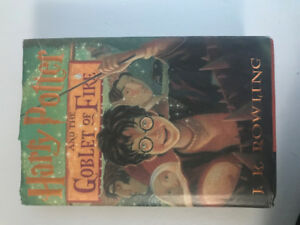 Harry Potter and the Goblet of Fire (Hardcopy) - New and Unused