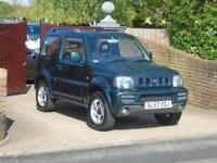 2007 57 Reg Suzuki Jimny 1.3 JLX