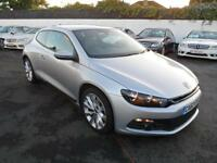 2013 VOLKSWAGEN SCIROCCO TDI BLUEMOTION TECHNOLOGY DSG 2.0 DIESEL AUTOMATIC 3 DO